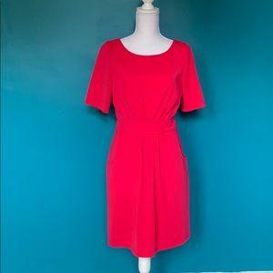 41 Hawthorn Hot Pink Pencil Dress